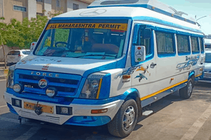 Tempo Traveller On Rent From Clearcabsrental