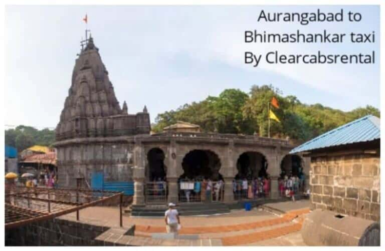 Aurangabad to Bhimashankar taxi By Clearcabsrental