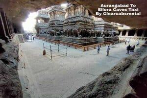 Aurangabad To Ellora caves Taxi